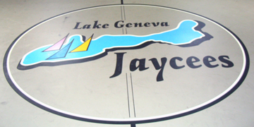 Jaycees Gym Logo