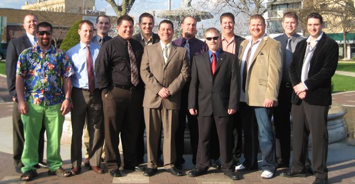 2009 Jaycees Board