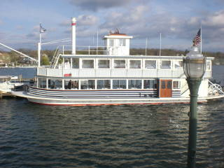 The Grande Belle on Geneva Lake